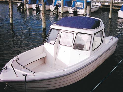 Bootstyp 10 - Uttern 560