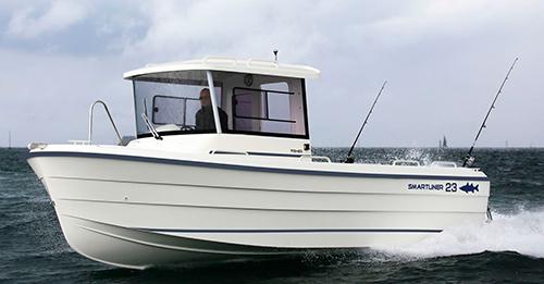 Bootstyp 17 - Smartliner Fisher 23